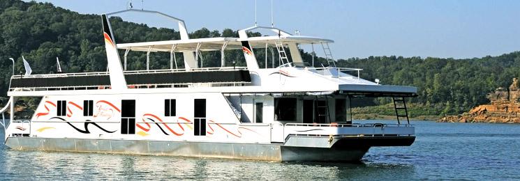 Houseboat Getaway
